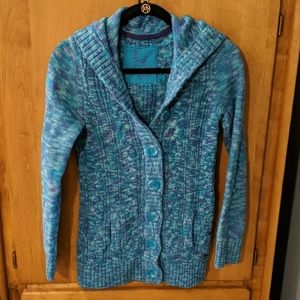 PacSun Cable Knit Cardigan with Buttons
